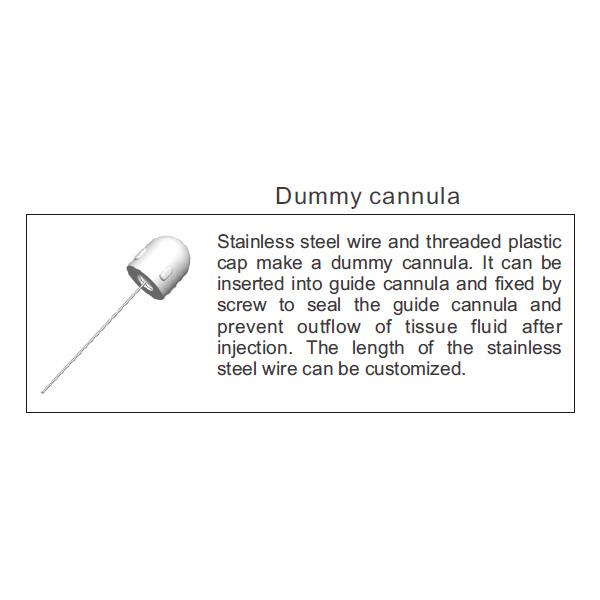 dummy-cannula