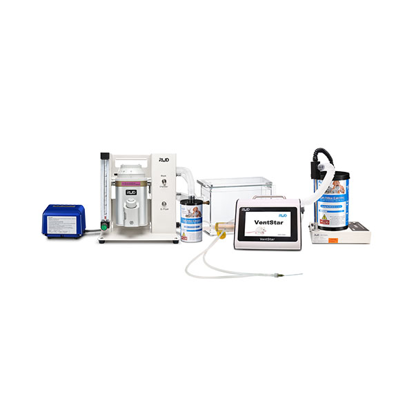 Combination Solutions of Ventilator to Anesthesia System 2