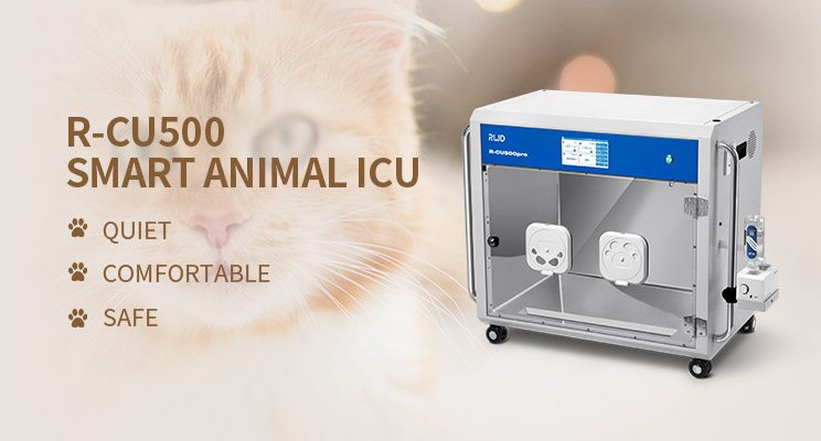 R-CU500pro Smart Animal ICU